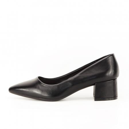 Pantofi negri Anita0