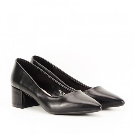 Pantofi negri Anita5