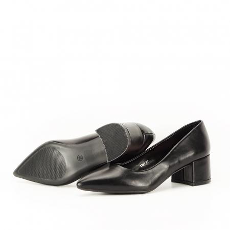 Pantofi negri Anita7