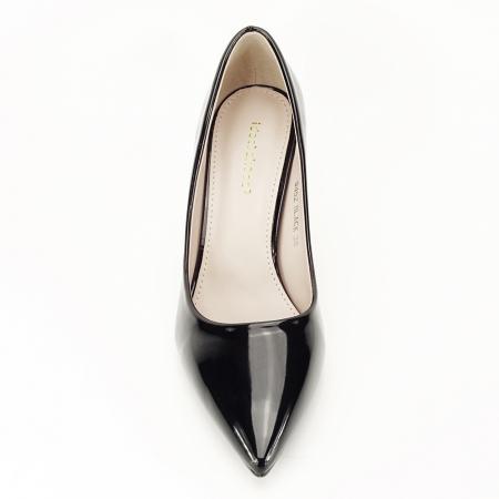 Pantofi negri de lac Alma3
