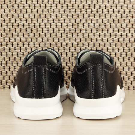 Pantofi piele naturala negri Angela [5]