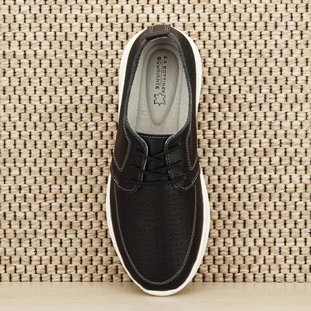 Pantofi piele naturala negri Angela [6]