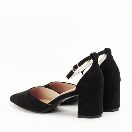 Pantofi negri eleganti Larisa [3]