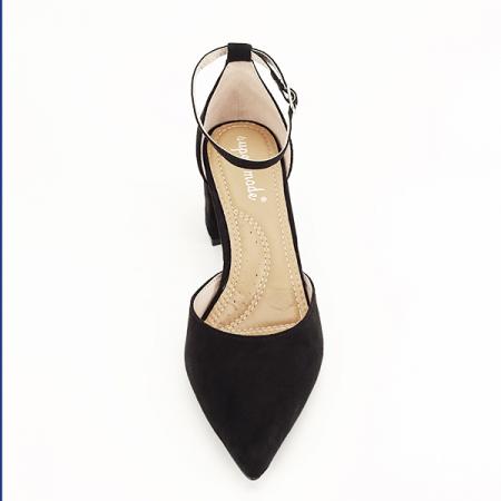 Pantofi negri eleganti Larisa [6]