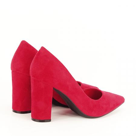 Pantofi rosii Britney [6]