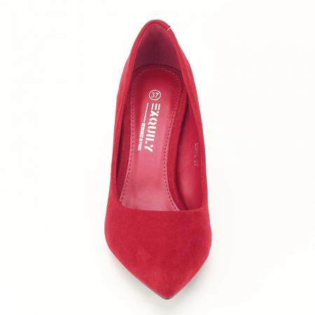 Pantofi rosii Serenity7