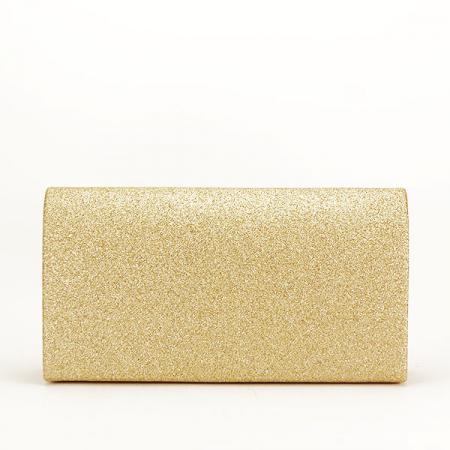 Plic auriu cu sclipici Mina [6]