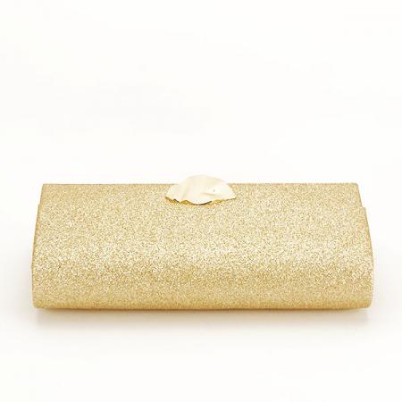 Plic auriu cu sclipici Mina [4]