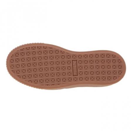 Puma pantofi sport Basket Platform VS Wns din material textil [4]