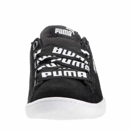Puma Pantofi sport Casual Femei Puma Vikky Ribbon Bold din piele intoarsa3