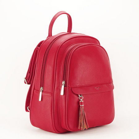 Rucsac mare rosu Sonia1