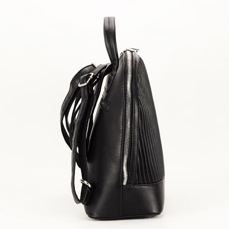Rucsac negru Dorina [4]