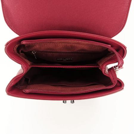 Rucsac rosu inchis Beatrice4