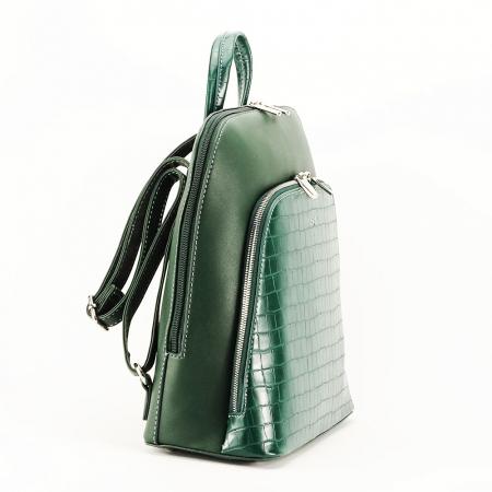 Rucsac verde inchis Thalia5
