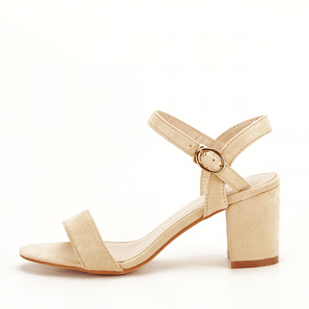 Sandale bej Daria [0]