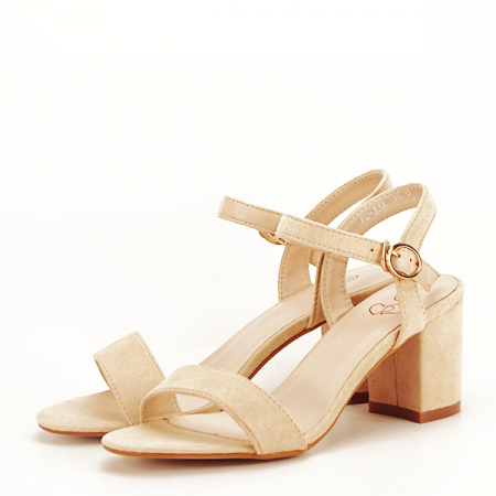 Sandale bej Daria [1]