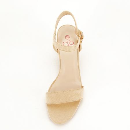 Sandale bej Daria [6]