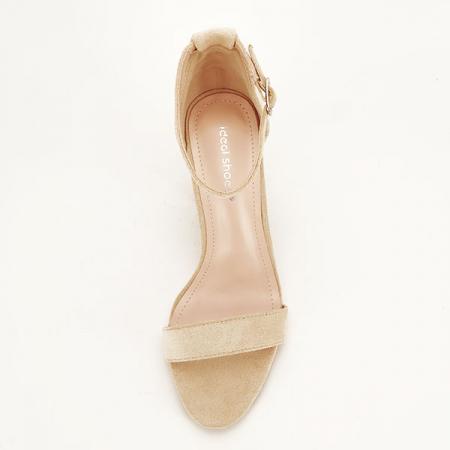 Sandale bej elegante Sabina [6]