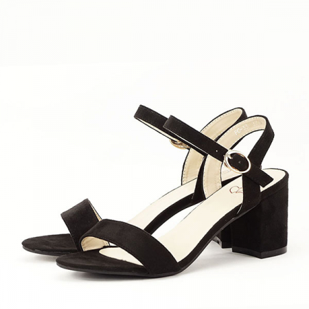 Sandale negre Daria [1]