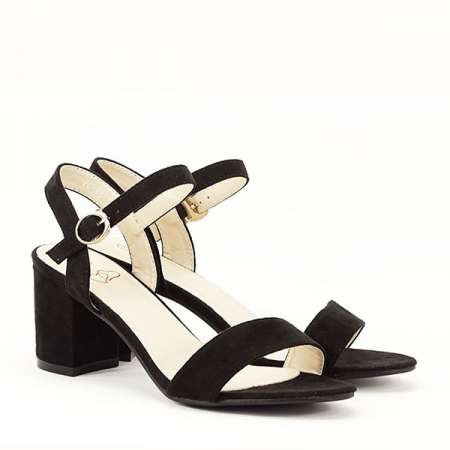 Sandale negre Daria [3]