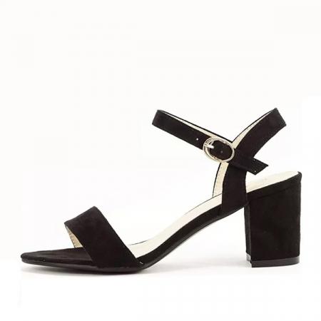 Sandale negre Daria [0]