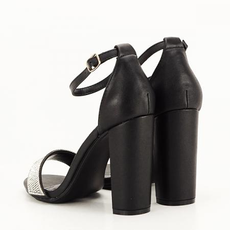 Sandale negre Diana [3]