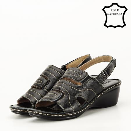 Sandale din piele naturala Geta [1]