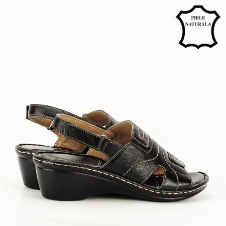 Sandale din piele naturala Geta [7]