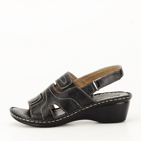 Sandale din piele naturala Geta [0]