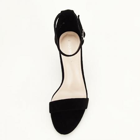 Sandale negre elegante Sabina [6]