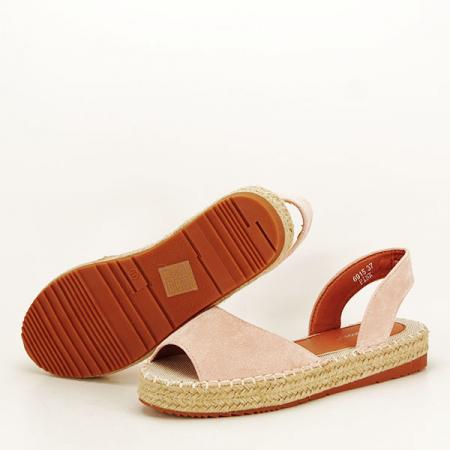 Sandale roz casual Crista [7]