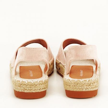 Sandale roz casual Crista [5]