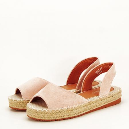 Sandale roz casual Crista [0]