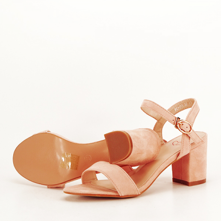 Sandale roz pudra Daria [7]