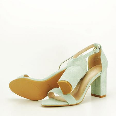 Sandale verzi elegante Sabina [7]