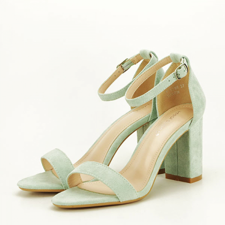 Sandale verzi elegante Sabina [1]