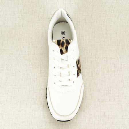 Sneakers alb Maya [1]