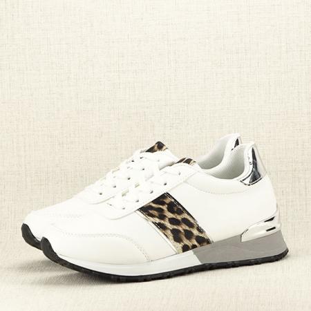 Sneakers alb Maya [2]