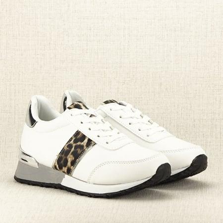 Sneakers alb Maya3