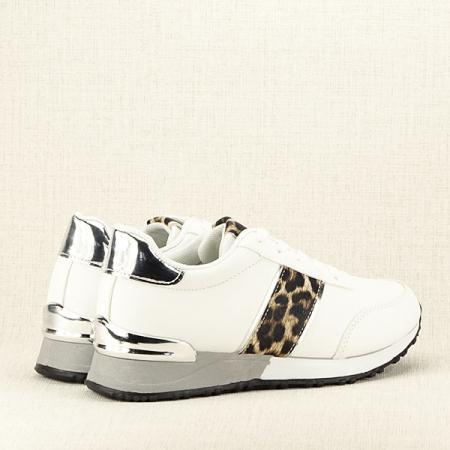 Sneakers alb Maya [5]