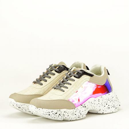 Sneakers bej Daiana2