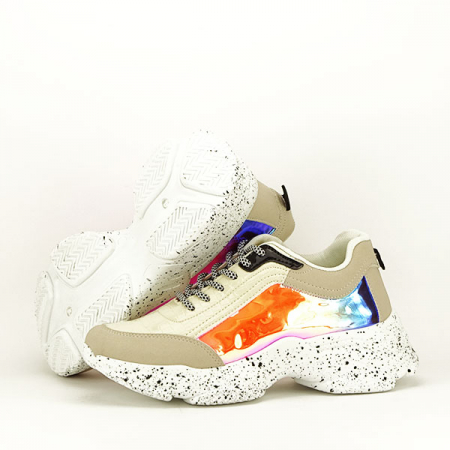 Sneakers bej Daiana7
