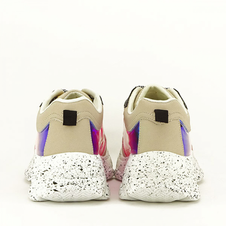 Sneakers bej Daiana6