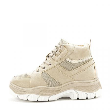 Sneakers bej Lavinia [1]