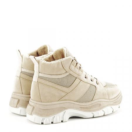 Sneakers bej Lavinia [4]