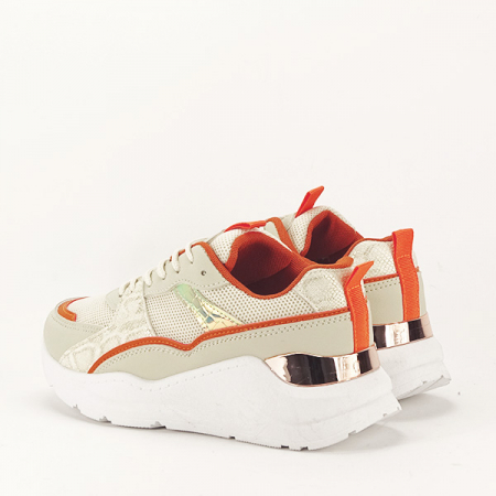 Sneakers bej Simona [3]