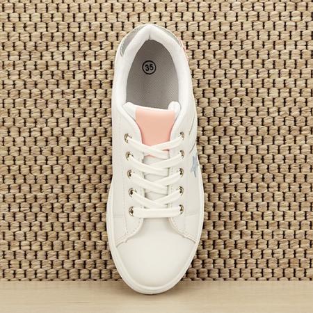 Sneakers copii alb Sofia [6]