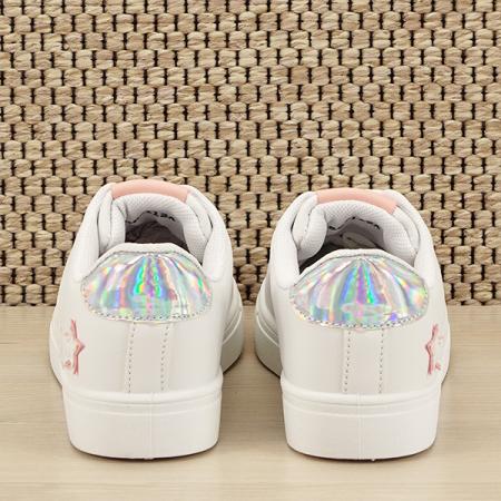 Sneakers copii alb Sofia [5]