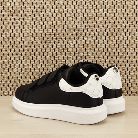 Sneakers copii negru Chris [3]