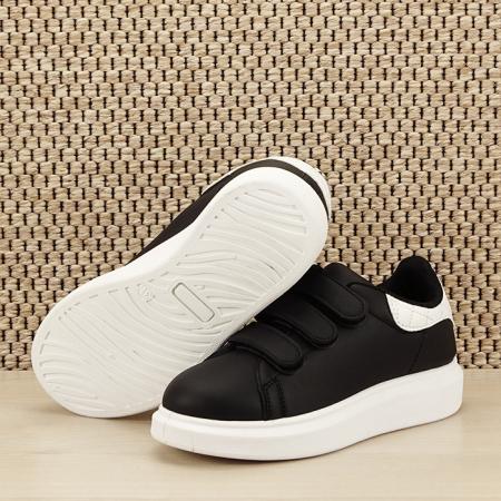 Sneakers copii negru Chris [7]